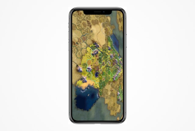 You can now play Civilization VI on your iPhone