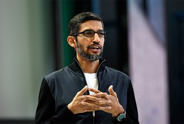 AI is more profound than fire or electricity – Google CEO