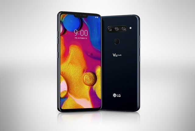 LG V40 ThinQ – Hands-on tested
