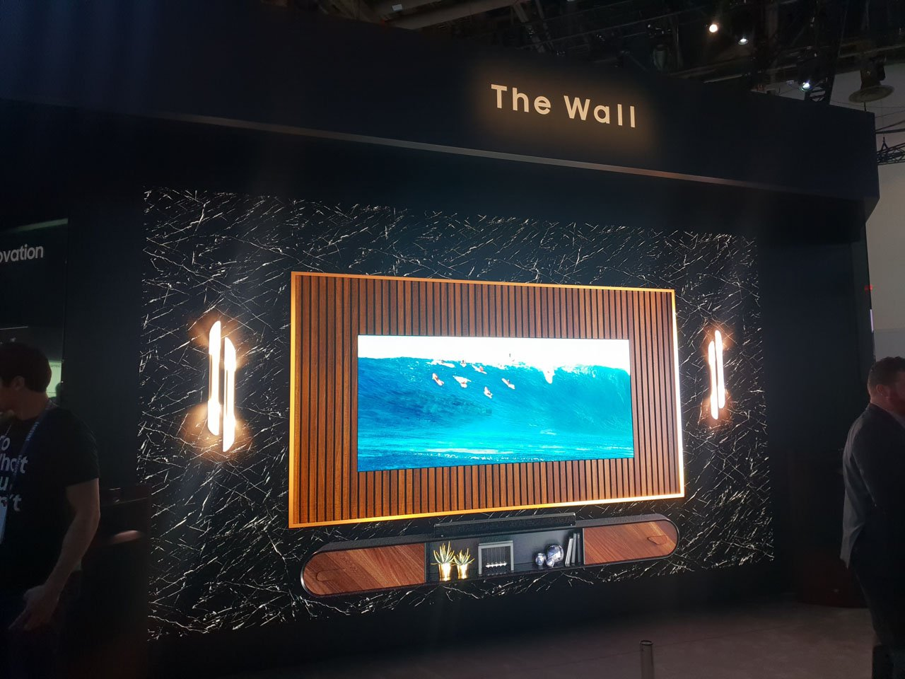Samsung Wall CES 2019 (3)