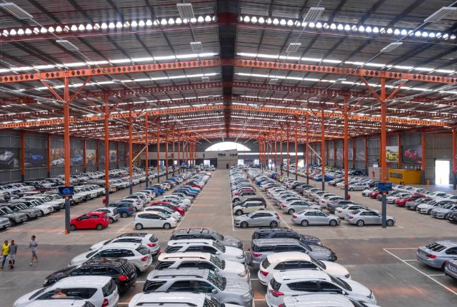 WeBuyCars opening new warehouse in Joburg – Photos