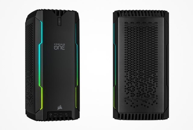 Corsair One i160 – The ultimate gaming PC