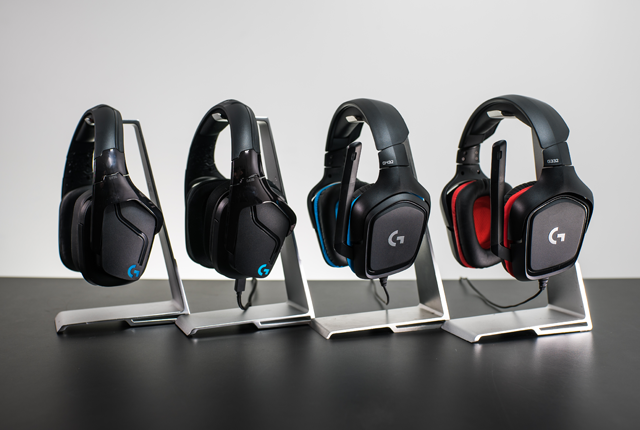 logitech g series headsets