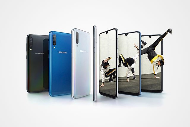 Samsung launches new Galaxy A Series smartphones – South African pricing