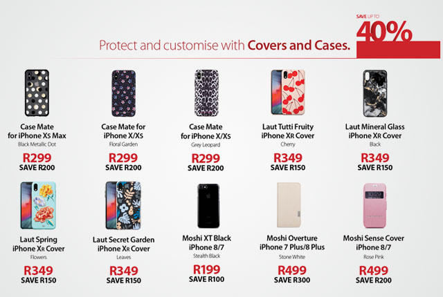 Cover and cases