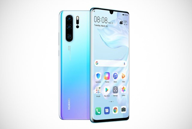 Updated Huawei P30 Pro runs Android 10