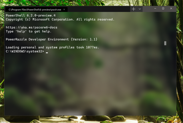 Windows 10 is replacing Command Prompt and PowerShell