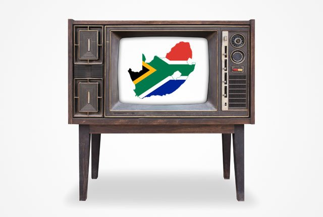 Old TV south africa