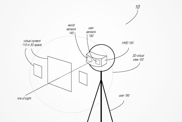Apple files patent for new mixed reality headset