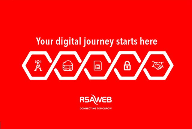 Start your digital journey with RSAWEB