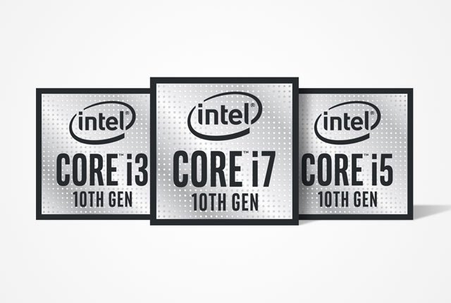 Intel 10th-gen CPUs