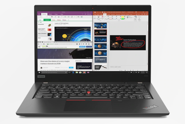 Lenovo's ThinkPad X395 is a master of mobility