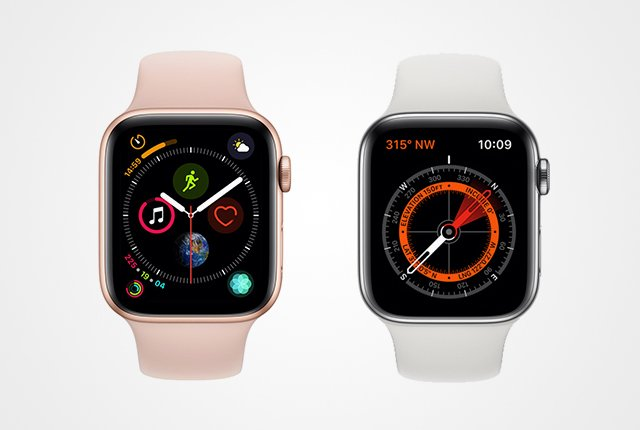 Apple Watch Series 4 vs Series 5 – The big differences