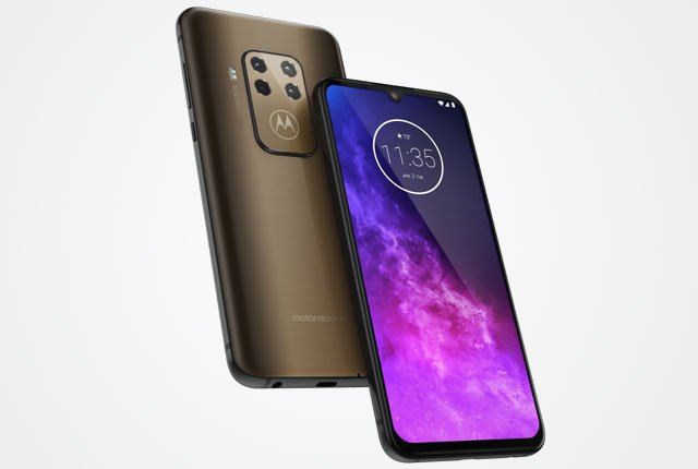 Motorola One Zoom launched – Powerful quad-camera smartphone