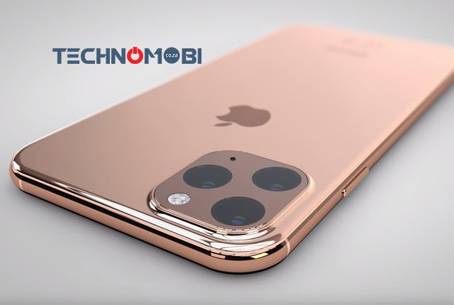 iPhone 11 – Pre-order yours today at Technomobi