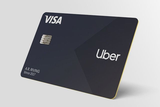 Uber launches debit and credit cards