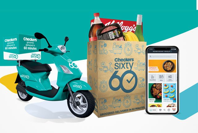 Checkers launches free 1-hour deliveries in Sandton and Cape Town