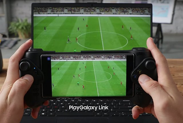 Samsung PlayGalaxy Link – Stream PC games on your phone