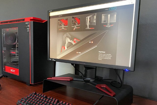 Acer Predator XB1 – Dynamite in a 24-inch package