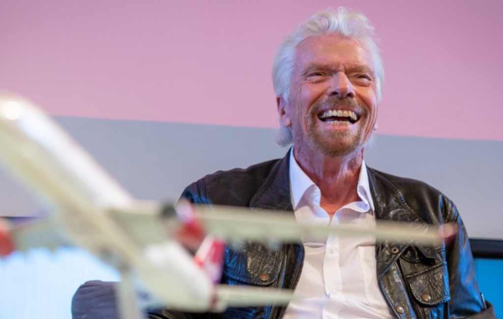 Branson loses over $1-billion as Virgin Galactic plummets