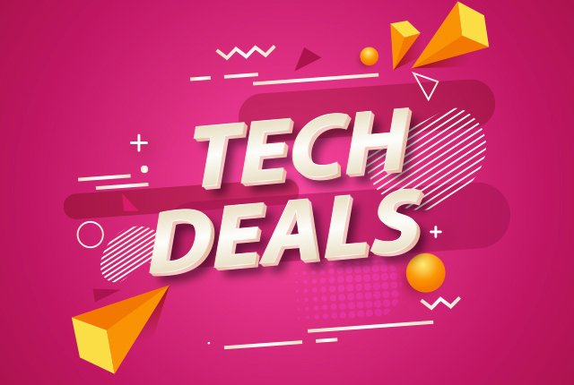 Awesome tech deals from Takealot and Incredible Connection