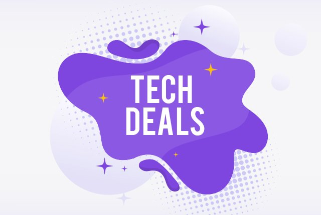 Awesome tech and digital deals to buy during the lockdown