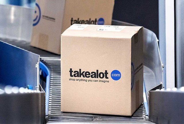 The Takealot Group to give away fabric face masks