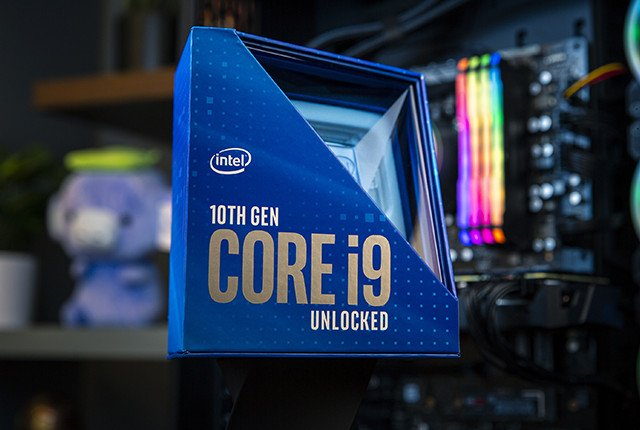 Intel Core i9-10900K – The world's fastest gaming CPU