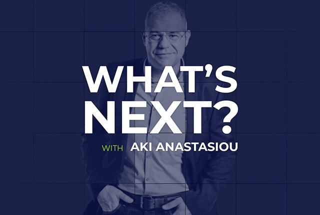 "MyBroadband's new talk show – ""What's Next with Aki Anastasiou"""