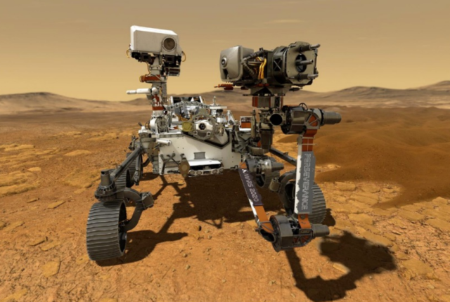 NASA to launch new Mars rover this week