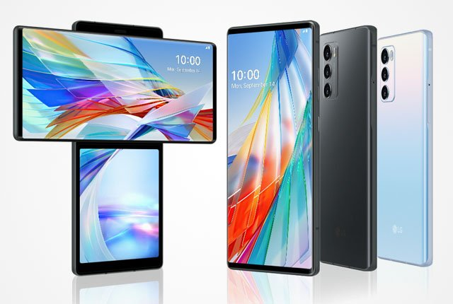 LG Wing revealed – Dual-screen swivelling smartphone