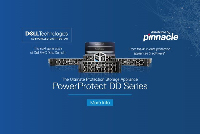Dell EMC PowerProtect DD – The ultimate data protection solution for your business