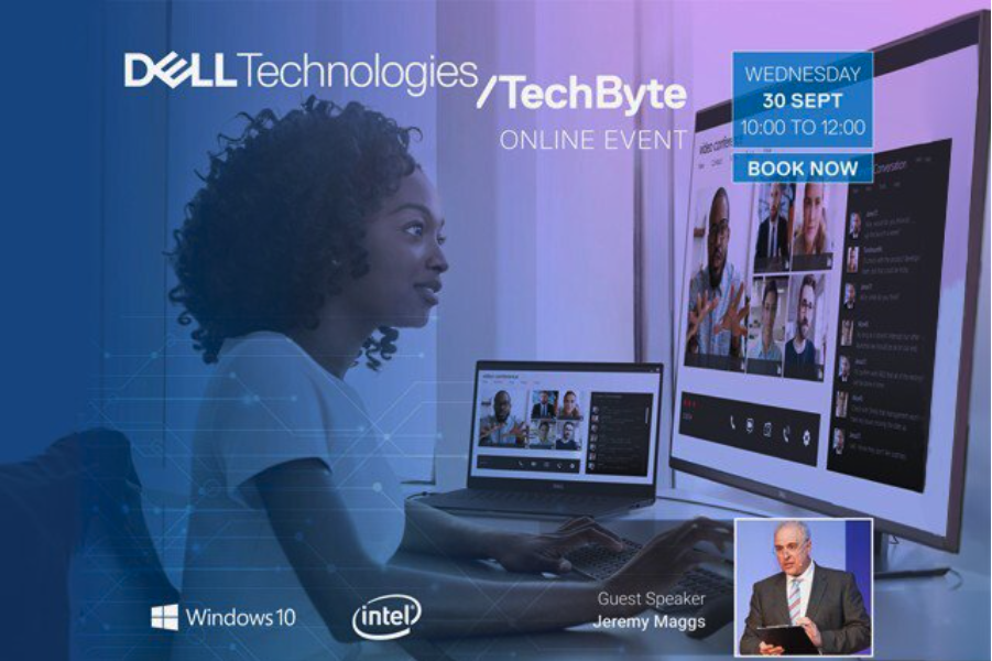 Dell Technologies TechByte business agility webinar – Great insight for South African businesses