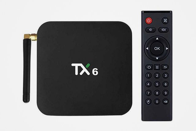 TX 6 Android TV Box