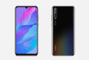 Huawei P Smart S Headline