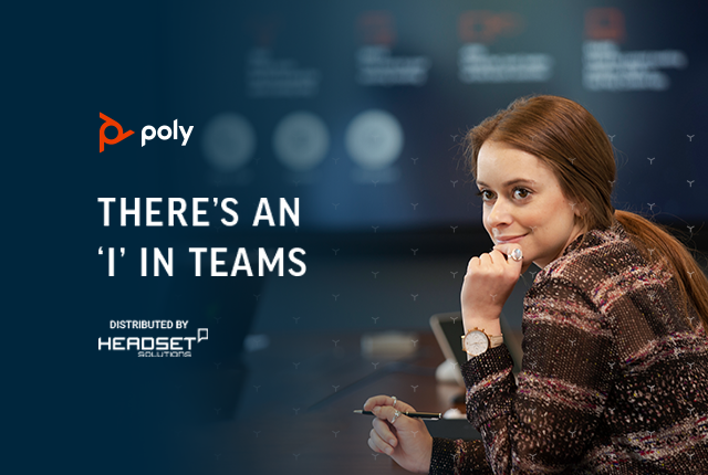There's always an 'I' in Teams