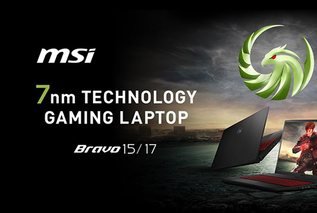 MSI Bravo 15 and 17 gaming laptops powered by AMD – Now available from Telkom