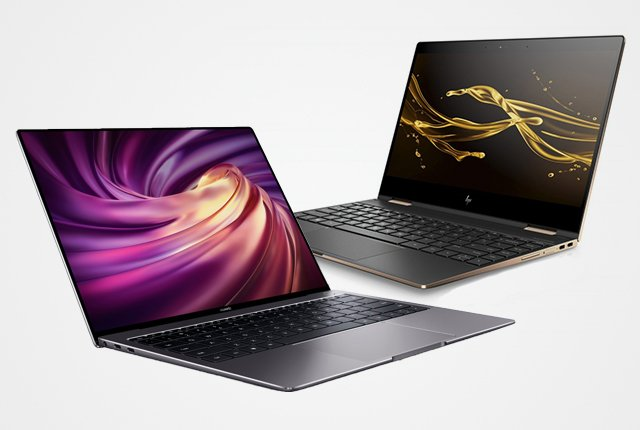 Huawei MateBook X Pro vs HP Spectre x360 – The best laptop for professionals