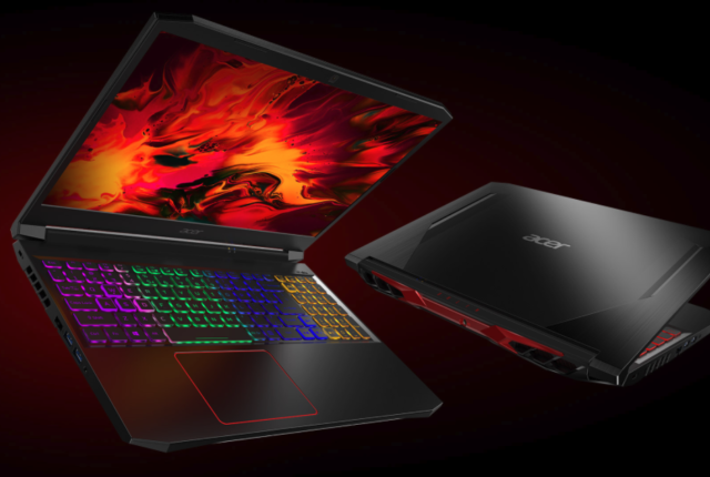 Acer unveils powerful new laptops