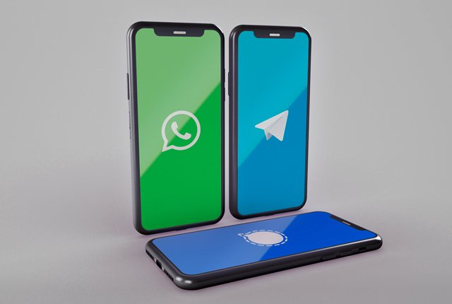 Telegram and Signal are growing, but WhatsApp remains dominant in South Africa