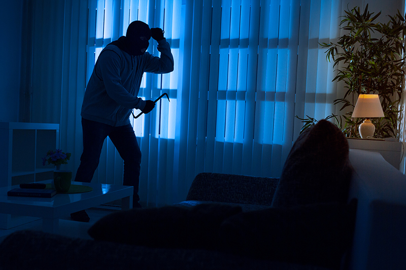 Best security measures to protect your home against criminals