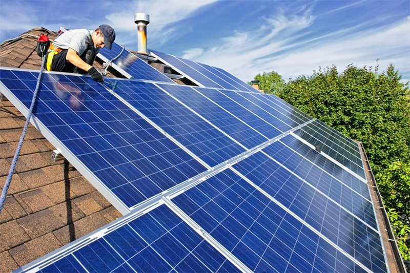 Absurd assumption about solar power for homes in South Africa