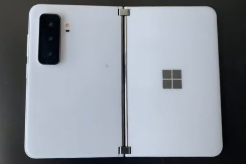 Microsoft's Surface Duo 2 images leaked