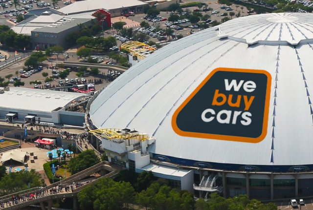 Big WeBuyCars Dome plans — 1,106 car bays, a café, bar, and children's playing area