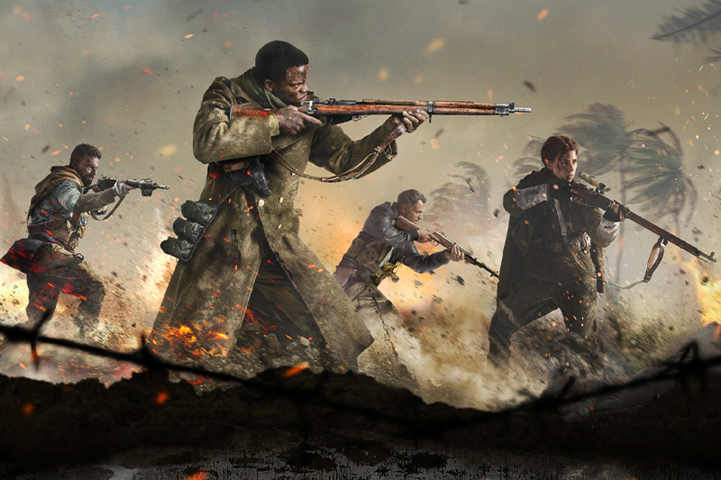 Call of Duty: Vanguard — It's back to WWII