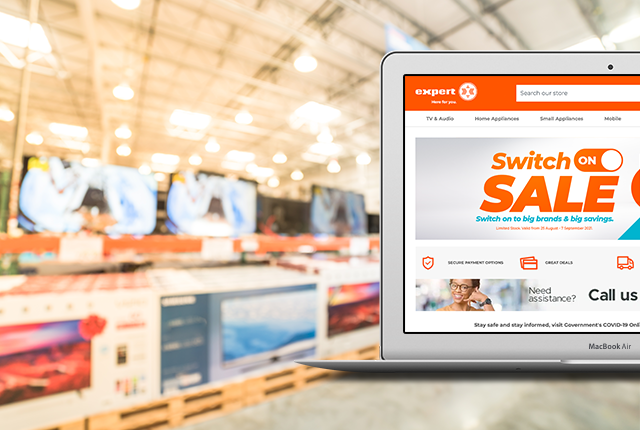 Switch on to the latest tech from Expert Stores