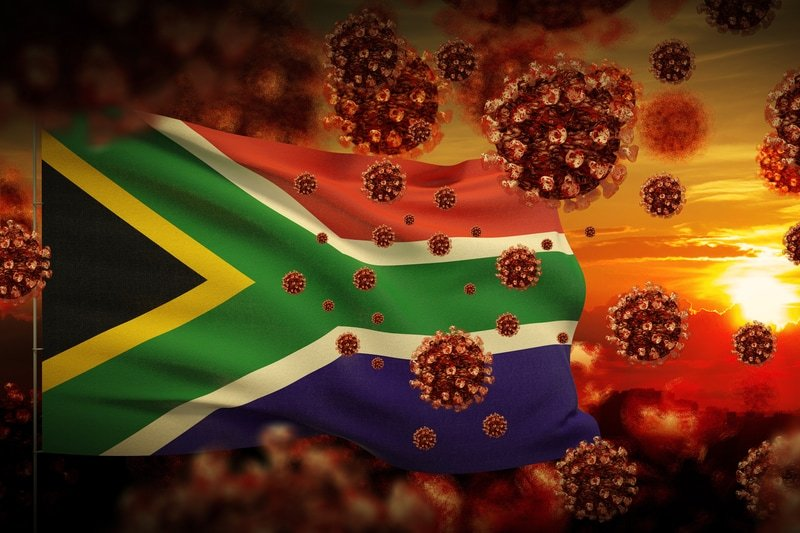 Delta variant displaces beta in South Africa