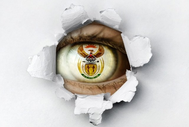 Legal action against unlawful spying by police in South Africa