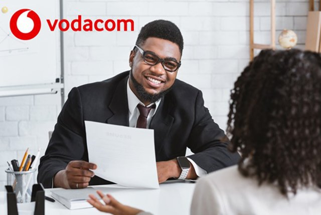 Vodacom is hiring – Here's how to apply