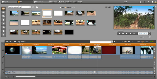 Pinnacle studio 15 hd ultimate collection low price